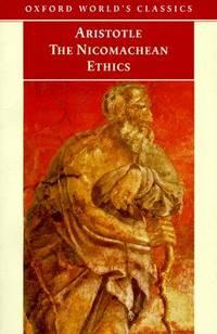 image of The Nicomachean Ethics (Oxford World's Classics)