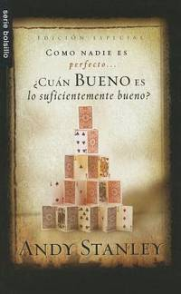 image of Cuan Bueno Es Suficientemente Bueno? (Serie Bolsillo) (Spanish Edition)