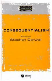 Consequentialism (Wiley Blackwell Readings in Philosophy)