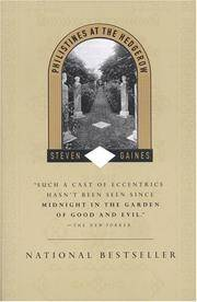 Philistines at the Hedgerow: Passion and Property in the Hamptons