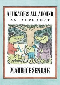 Alligators All Around Board Book