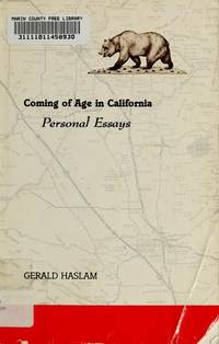 Coming of Age in California: Personal Essays