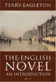 The English Novel: An Introduction