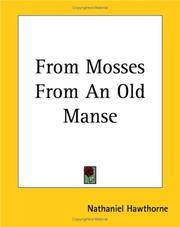 image of From Mosses From An Old Manse