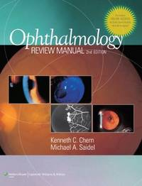 OPHTHALMOLOGY, 2/E REVIEW MANUAL(PB-2012)