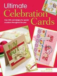 Ultimate Celebration Cards by  Various Contributors - Paperback - from Mega Buzz Inc and Biblio.co.uk