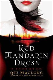 Red Mandarin Dress An Inspector Chen Novel (Inspector Chen Cao)