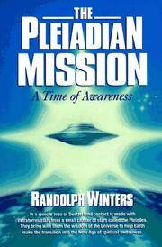 The Pleiadian Mission a Time of Awareness
