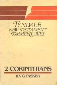 The Second Epistle of Paul to the Corinthians: An Introduction and Commentary (Tyndale Bible...