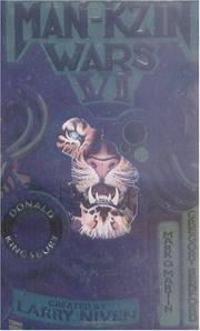 Man-Kzin Wars VII