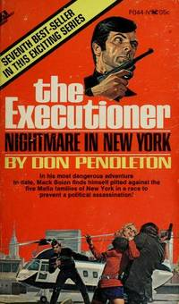image of The Executioner: Nightmare in New York