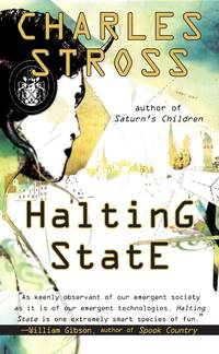 Halting State - Uncorrected Proof Copy