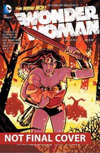 Iron (Wonder Woman Vol. 3)