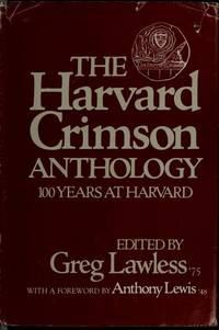 HARVARD CRIMSON ANTHOLOGY