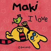 Maki: I Love by Zanimo - Paperback - 1999 - from Bibliomania Book Store (SKU: 2097)