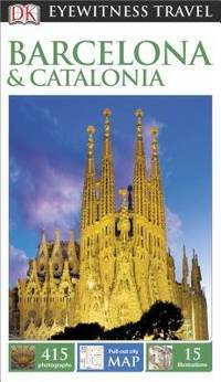 image of DK Eyewitness Travel Guide: Barcelona_Catalonia