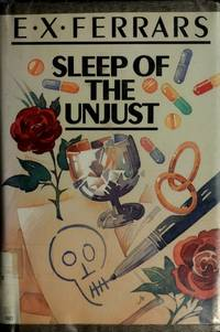 Sleep of the Unjust by  E.X Ferrars - Hardcover - from allianz (SKU: 0385417071[vg])
