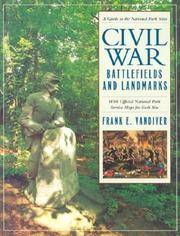 Civil War Battlefields and Landmarks by Frank E. VanDiver - Hardcover - 2002-04 - from Ergodebooks (SKU: SONG0785815074)