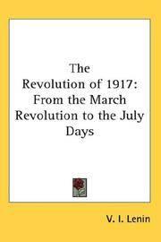 The Revolution Of 1917