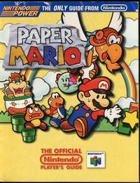 Paper Mario: The Official Players Guide