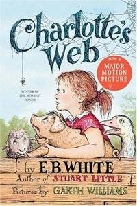 image of Charlotte's Web (paper-over-board)