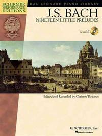 image of J. S. Bach: Nineteen Little Preludes