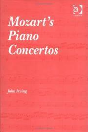 image of Mozart's Piano Concertos