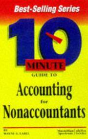image of Accounting for Non-Accountants (10 Minute Guides)