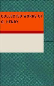 Collected Works Of O Henry