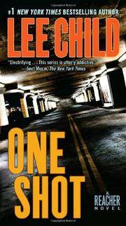 image of One Shot (Jack Reacher, No. 9)
