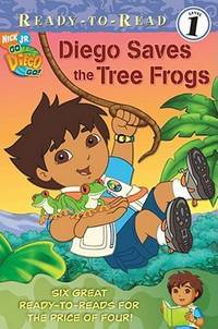 Nick Ready-to-Read Value Pack #5 (Go, Diego, Go! - Level 1 and Pre-Level 1)