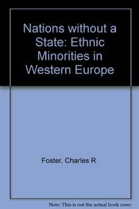 Nations without a State: Ethnic Minorities in Western Europe