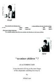 No Minor Children: An Autobidoctary