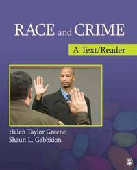 RACE+CRIME:TEXT/READER