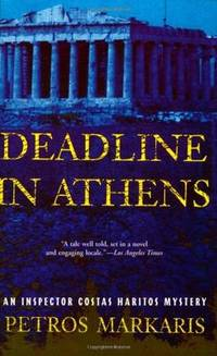 Deadline in Athens (An Inspector Costas Haritos Mystery)