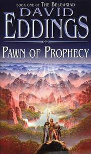 Pawn of Prophecy (Belgariad 1)(Chinese Edition)