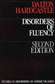 Disorders of Fluencey Second Edition