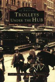 Trolleys Under The Hub   (MA)  (Images  of  America)