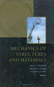 Mechanics Structures & Materials 16th