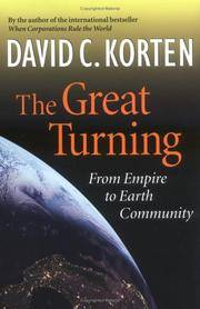 The Great Turning: From Empire to Earth Community (BK Currents)
