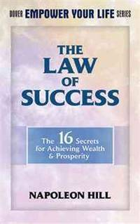 image of The Law of Success (Dover Empower Your Life)