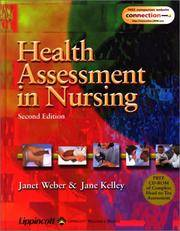 image of Health Assessment in Nursing