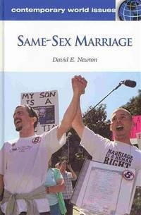 Same-Sex Marriage: A Reference Handbook (Contemporary World Issues)