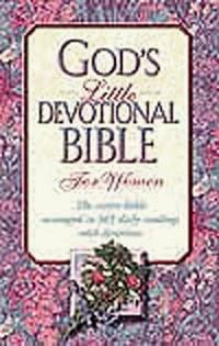 God's Little Devotional Bible for Women
