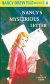 image of Nancy's Mysterious Letter (Nancy Drew Mystery Stories, Book 8)