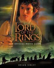 J.R.R. Tolkien The Lord of the Rings Official Movie Guide