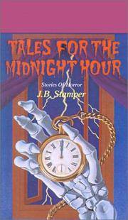 image of Tales for the Midnight Hour: Stories of Horror