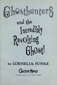 *Signed* Ghosthunters And The Incredibly Revolting Ghost