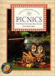 Picnics: Picnic Recipes from Summer Music Festivals Classic Ragtime Music