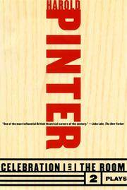 Celebration and The Room: Two Plays (Pinter, Harold)